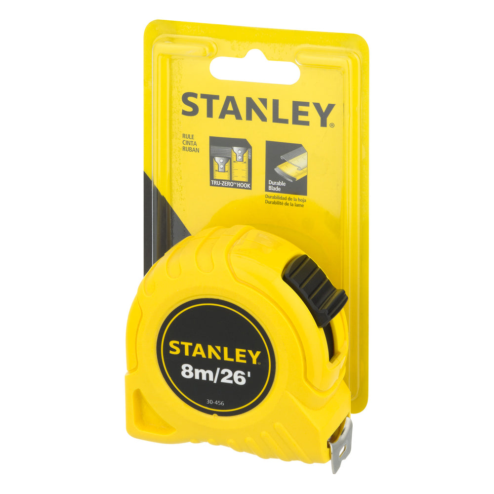 Stanley 30-456 8M/26FT Tape Measure