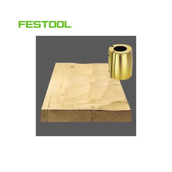 FESTOOL 485331 RUSTIC UNDULATING HSS CUTTERHEAD-Marson Equipment