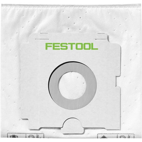 FESTOOL 496187 CT26 SELFCLEAN FILTER BAG - 5PK-Marson Equipment