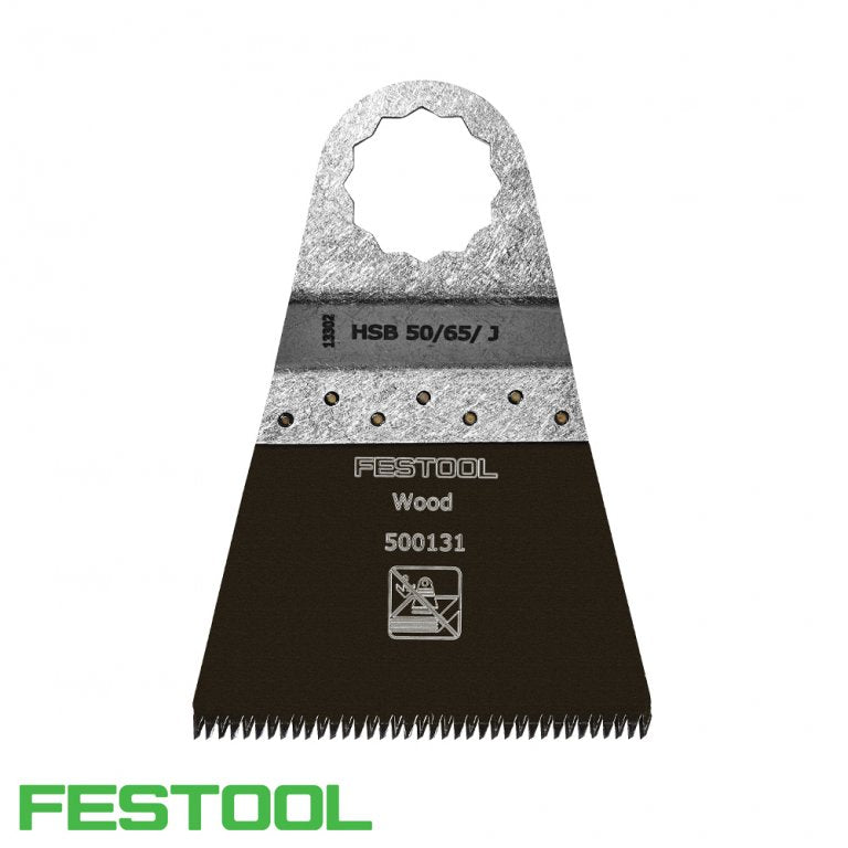 FESTOOL 500131 VECTURO WOOD CUTTING BLADE (x1) - 50/65/J-Marson Equipment