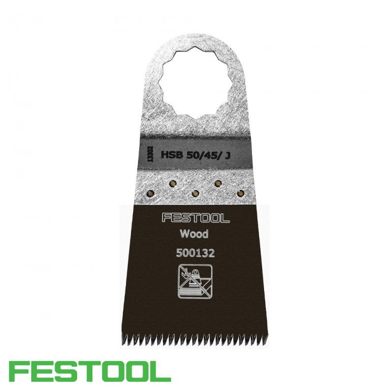 FESTOOL 500132 VECTURO WOOD CUTTING BLADE (x1) - 50/45/J-Marson Equipment