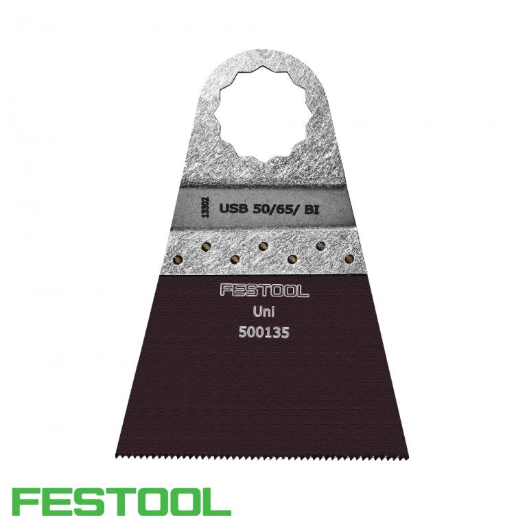 FESTOOL 500135 VECTURO UNIVERSAL CUTTING BLADE (x1) - 50/65/Bi-Marson Equipment