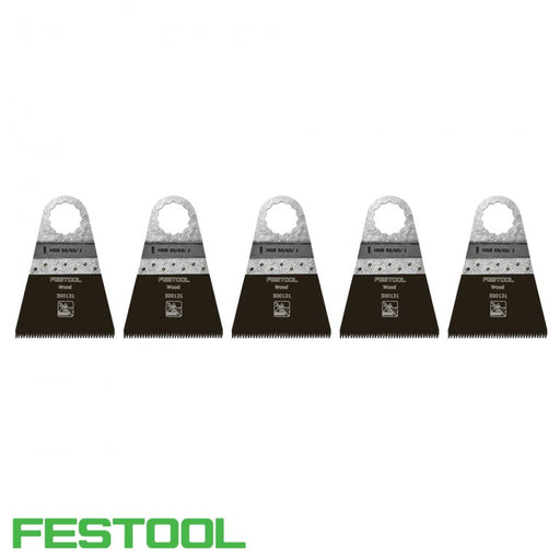 FESTOOL 500145 VECTURO WOOD SAW BLADE (x5) - HSB 50/65/J-Marson Equipment
