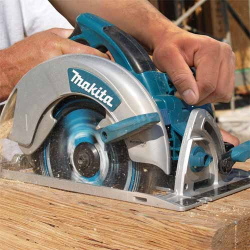 "MAKITA 5007MGA 7-1/4"" SAW WITH ELECTRIC BRAKE-Marson Equipment"