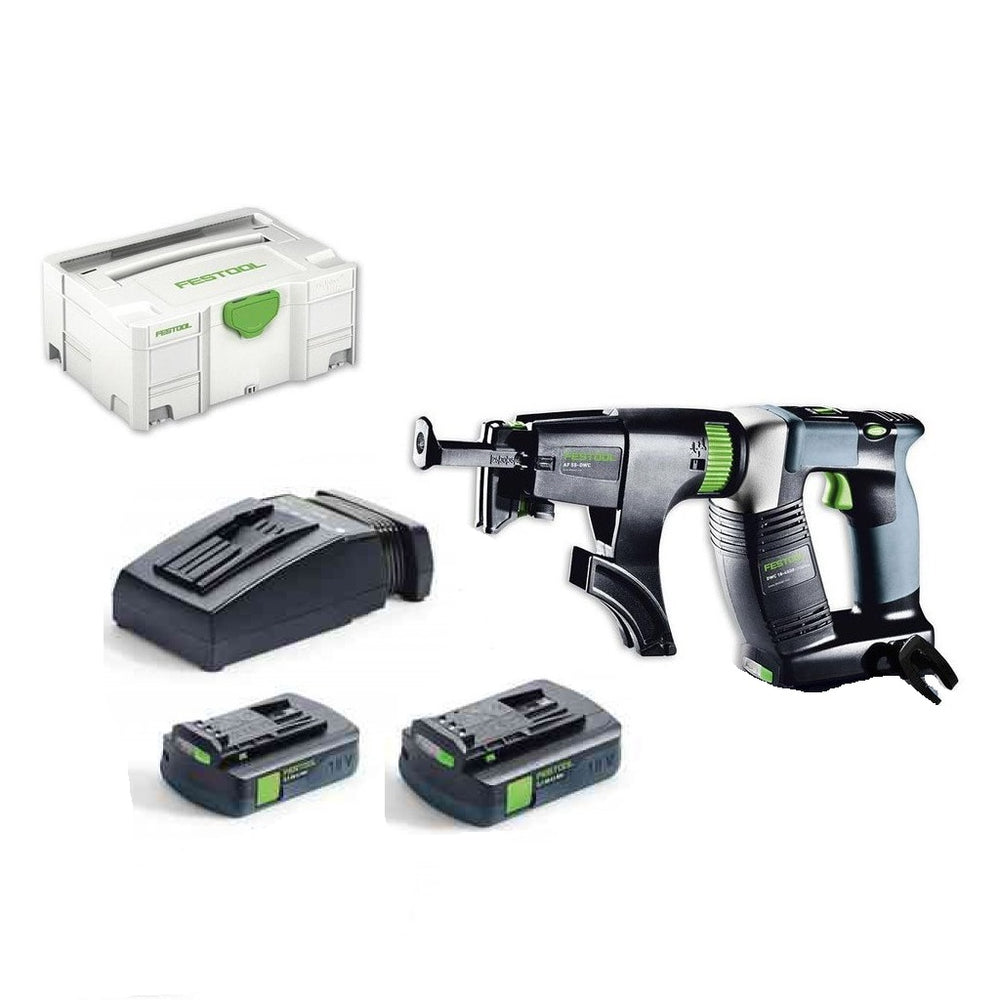 Festool 575757 Bluetooth DWC18 Cordless Drywall Sander