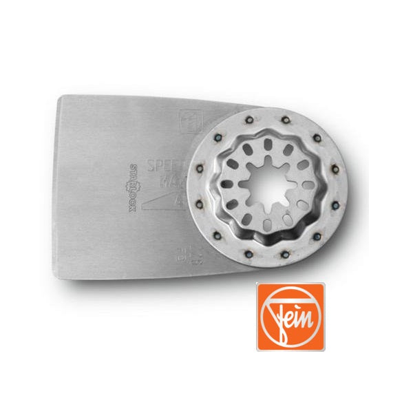 "FEIN 63903226210 RIGID SCRAPER BLADE w/ STARLOCK ""Snap-Fit"" MOUNT-Marson Equipment"
