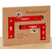 WOODPECKERS 641/851 PRECISION SQUARE COMBO - INCH-Marson Equipment