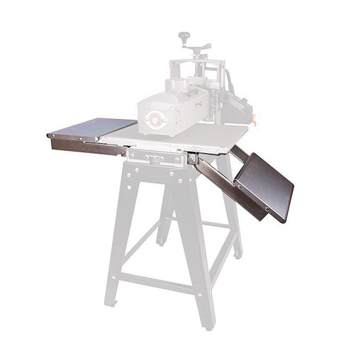 SuperMax 19-38 Folding Infeed / Outfeed Table Set (71938-7F)