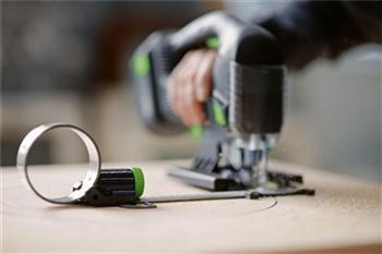 FESTOOL 497443 CIRCLE CUTTER SET FOR CARVEX JIGSAW-Marson Equipment