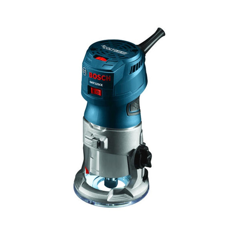BOSCH GFK125CEK 1.25HP VARIABLE SPEED PALM ROUTER-Marson Equipment