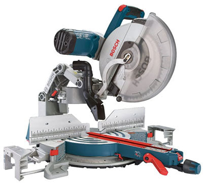 "BOSCH GCM12SD 12"" DUAL-AXIAL GLIDE SAW-Marson Equipment"