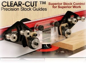 JESSEM 04215 CLEAR CUT STOCK GUIDES-Marson Equipment