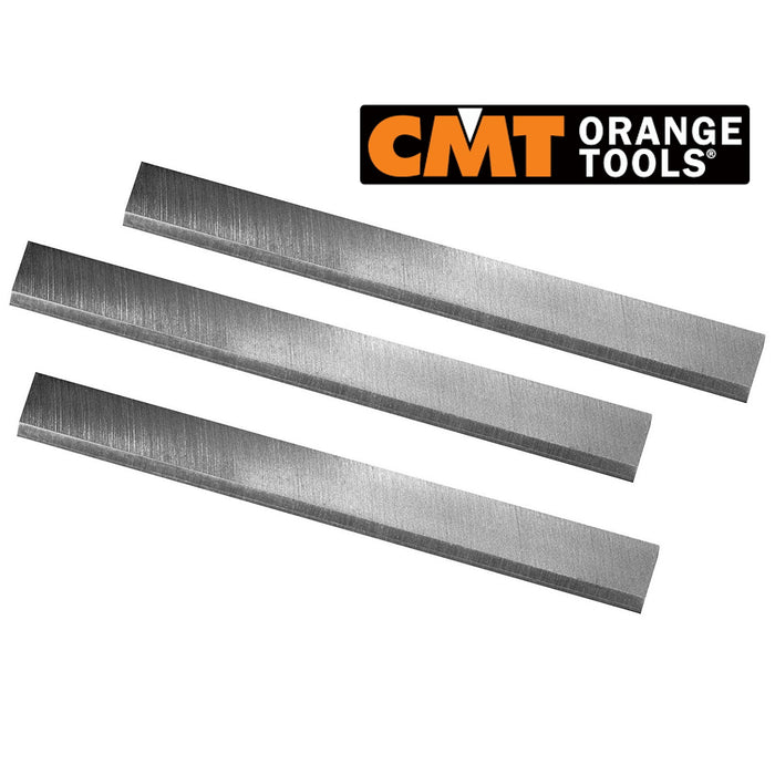 "CMT 794.152  6"" x 3/4"" x 1/8"" Jointer Knives (SET OF 3)"