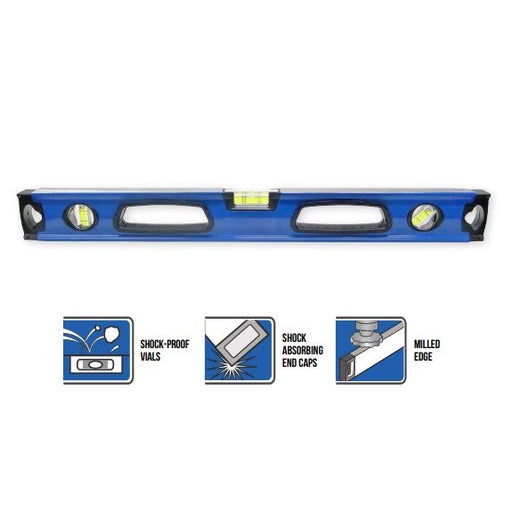 "ROK 28760 Professional 24"" Box Beam Level"