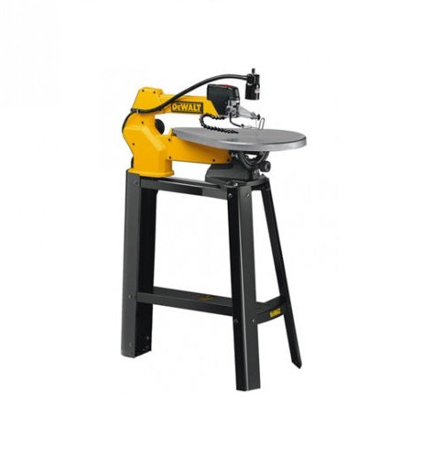"DEWALT DW788BS 20"" SCROLL SAW w/ STAND/LIGHT-Marson Equipment"