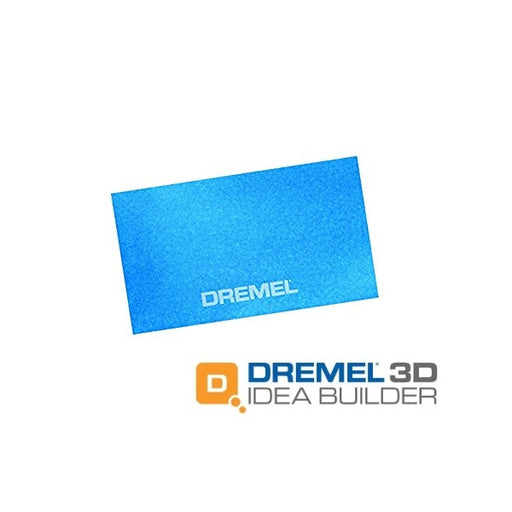 DREMEL BT41-01 BLUE BUILD TAPE SHEET FOR 3D40 PRINTER (10PK)-Marson Equipment