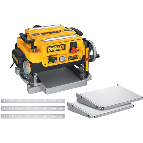 "DEWALT DW735XCAN 13"" PLANER w/ TABLES & EXTRA KNIVES-Marson Equipment"