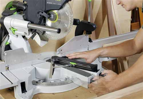 FESTOOL 200127 MITERFAST ANGLE SAW TRANSFER DEVICE-Marson Equipment