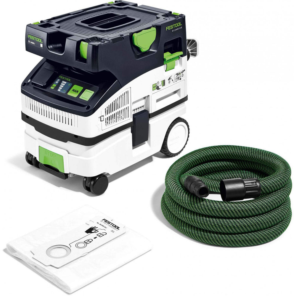 Festool 574845 CT MINI HEPA Dust Extractor w/ Bluetooth