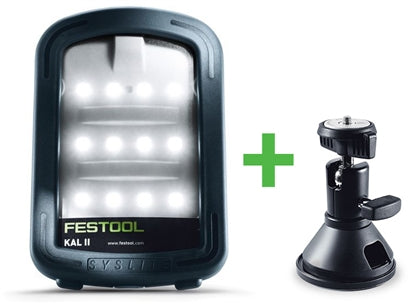 FESTOOL 500732 KAL II SYSLITE LED WORKLAMP w/ MOUNT-Marson Equipment