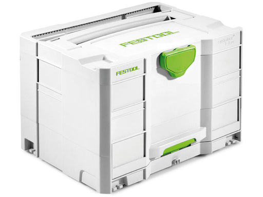 FESTOOL 200117 SYSTAINER SYS-COMBI 2-Marson Equipment