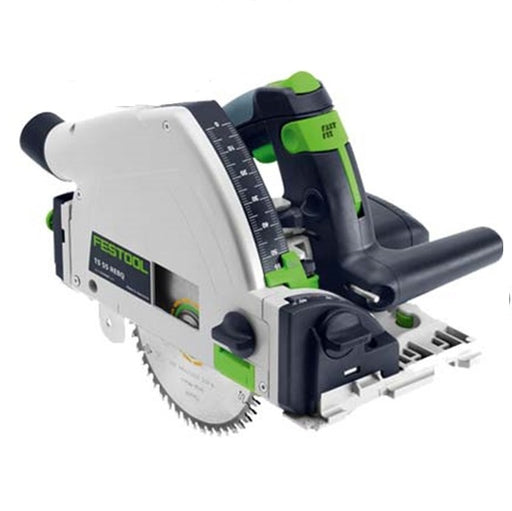 FESTOOL 575387 IMPERIAL TS55 REQ TRACK SAW (w/o RAIL)-Marson Equipment