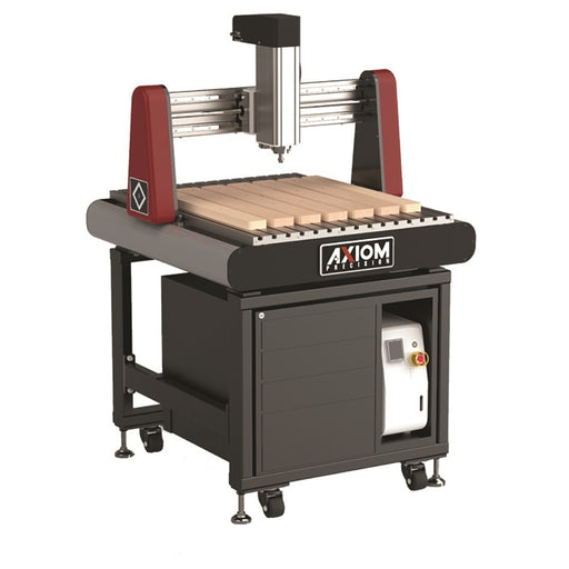 "Axiom ICONIC4 Series 24"" x 24"" CNC Router - Education Package"