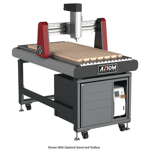 "Axiom Iconic Series 24"" x 48"" CNC Router"