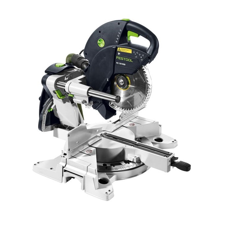 Festool 575306 Kapex KS 120 Miter Saw - 2019 Model