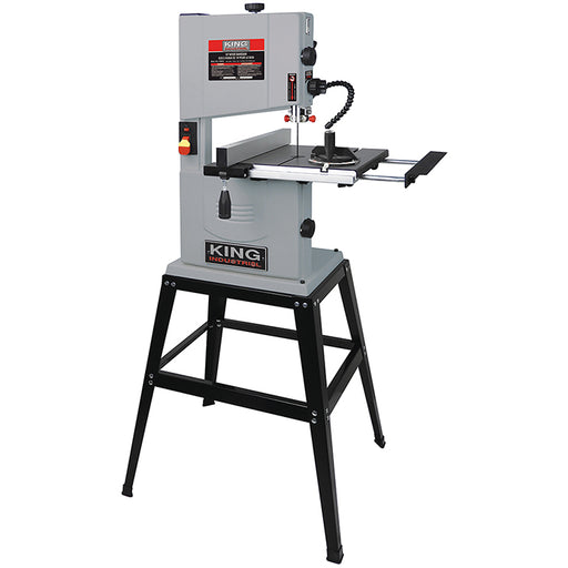 "King KC-1002C 10"" Wood Bandsaw"