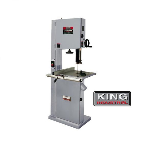 "KING KC-2102FXB 21"" WOOD CUTTING BANDSAW-Marson Equipment"