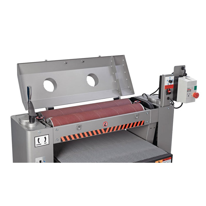 "KING KC-26DS 26"" DOUBLE DRUM SANDER-Marson Equipment"