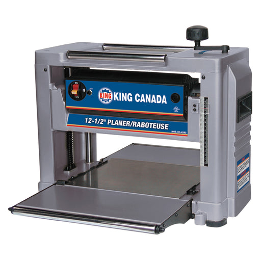 "King KC-426C 12-1/2"" Portable Planer"