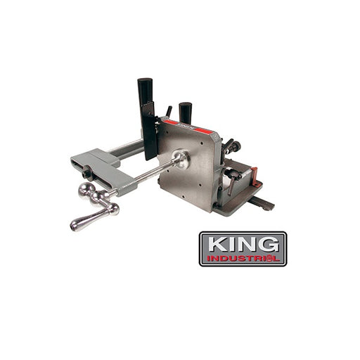 KING K-1500 UNIVERSAL TENONING JIG-Marson Equipment