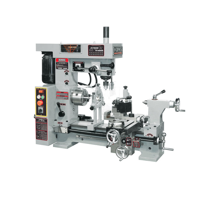 KING SS-1620CLM OPTIONAL STAND FOR COMBO LATHE / MILL-Marson Equipment