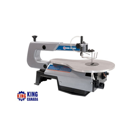 "KING KC-163SS-V-6 16"" VARIABLE SPEED SCROLL SAW-Marson Equipment"
