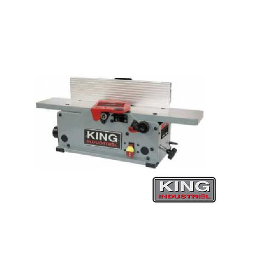 "KING KC-6HJC 6"" BENCHTOP JOINTER w/ HELICAL CUTTERHEAD-Marson Equipment"