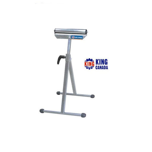 KING KRS-102 FOLDING ROLLER SUPPORT STAND-Marson Equipment