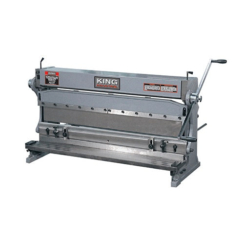 "KING KC-4020 40"" 3-in-1 SHEAR, BRAKE & ROLL"