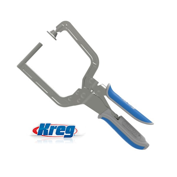 KREG KHCRA RIGHT ANGLE CLAMP w/ AUTOMAXX-Marson Equipment
