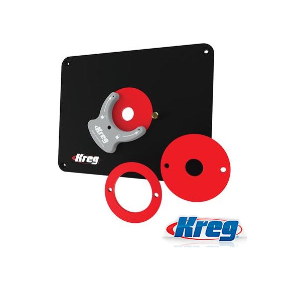 KREG PRS4038 ROUTER TABLE PLATE - UNDRILLED-Marson Equipment