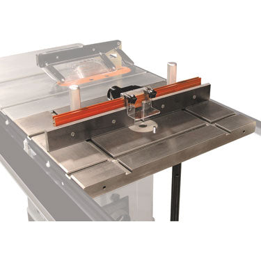 "KING KC-26FXT 10"" EXTREME CABINET SAW w/ ROUTER & SLIDING TABLE-Marson Equipment"