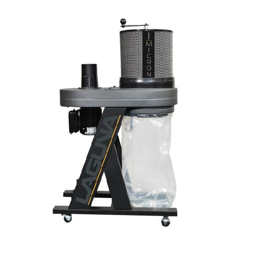 LAGUNA BFLUX 1HP DUST COLLECTOR w/ CANISTER-Marson Equipment