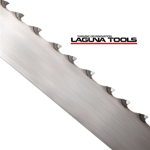 "LAGUNA RESAW KING CARBIDE BLADE - 131-1/2"" x 1"" x 2-3 TPI-Marson Equipment"