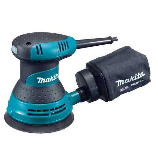 "MAKITA BO5030 5"" RANDOM ORBIT SANDER-Marson Equipment"