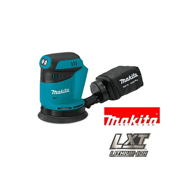 "MAKITA DBO180Z 18V LXT 5"" RANDOM ORBIT SANDER - BARE TOOL-Marson Equipment"