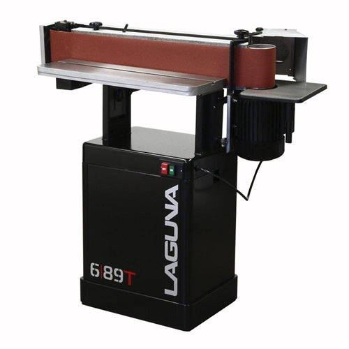 "Laguna 6/89T 6"" X 89"" Oscillating Edge Belt Sander"
