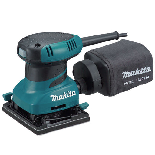 MAKITA BO4555K 1/4 SHEET SANDER-Marson Equipment