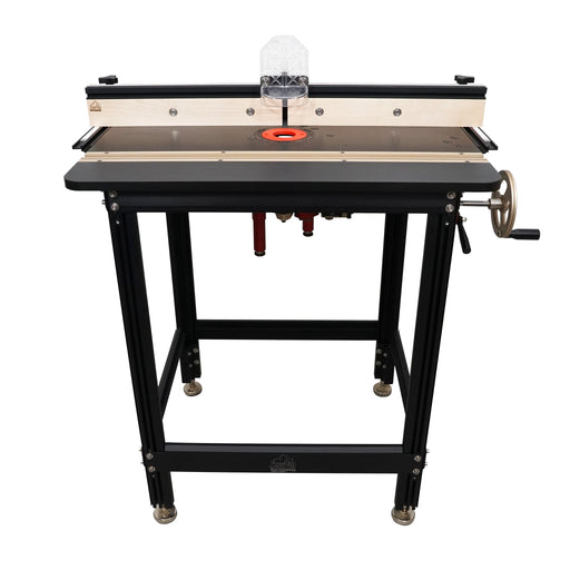 Jessem 02202-PKG Excel II Deluxe Router Table Package
