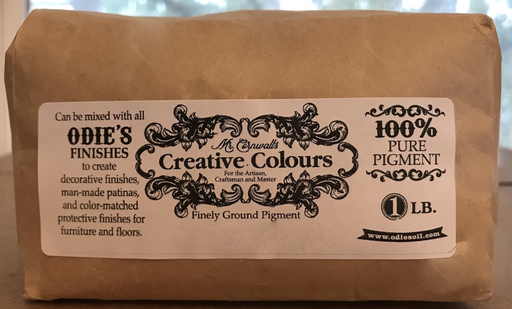 MR. CORNWALL'S CREATIVE COLOURS PIGMENT - SELECT-A-COLOUR
